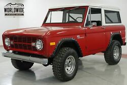 1974 FORD BRONCO 302 V8 PS CONVERTIBLE 4x4 LIFT MUST SEE CALL 1-877-422-2940! FINANCING! WORLD WIDE SHIPPING. CONSIGNMENT. TRADES. FORD