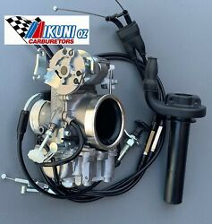 Honda Xbr500 Gb500 Single Mikuni Tm40-6 Flatslide Pumper Carb Kit