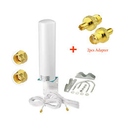 3g And 4g Lte Mimo Outdoor Sma External Antenna 5m For Huawei B593 B315 B525 E5186