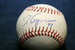 Drew Gagnon Autographed Signed Baseball New York Mets Long Beach State