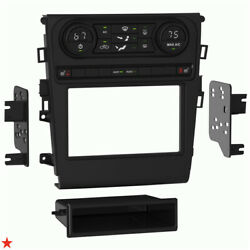 Ford Fusion With Single-zone Manual Climate 2013-2017 - Turbo Install Dash Kit