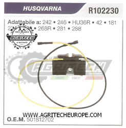 501812702 Coil Electronic Control Unit Chainsaw Husqvarna 234 238 Original
