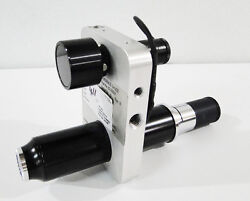 Collimated Telescope X10 W.f. With Laser Diode Beamshot 1000