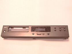 Front Part With Button, Glass And Pcb From Cd Player Nad 502, No Defects