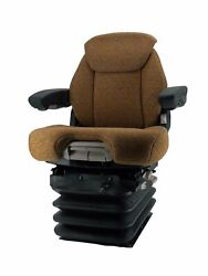 Grammer Msg95/741 Dds Tractor Seat 12v W/arms