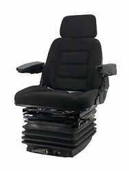 Concentric 330snc New Holland Backhoe Seat