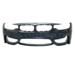 Capa 15-18 M3/m4 Front Bumper Cover W/o Park Distance W/headlamp Washer Hole