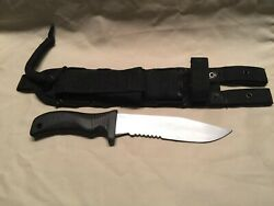 Mad Dog Knives Rare Custom ATAK2  Limited Edition Signed And Branded Excellent