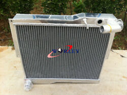 56mm Aluminum Alloy Radiator For Mg Mgb Gt/roadster 1977-80 1977 1978 1979 1980