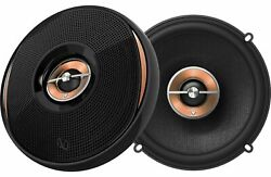 Authentic Infinity Kappa62ix 6.5-inch 2-way Car Audio Coaxial Speakers Pair