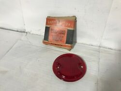 1932 1933 1934 Plymouth Desoto Chrysler Nors Lynx Eye Stop And Tail Lamp Lens
