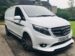 Mercedes V Class And Vito Bodykit For 2015 -2019 Model Made In Plastic
