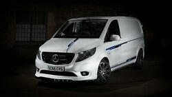 W447 Mercedes Vito Bodykit Swb Or Lwb Made In Plastic Also Fits W447 V Class