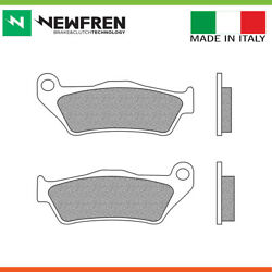 New Newfren Rear Brake Pad - Touring Organic For Bmw R850 R 850cc And0392002