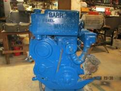 Lehman 2714E Marine Diesel Engine 120 HP  Running Take-Out Pair