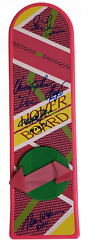 Back To The Future Cast Signed Hoverboard Michael J Fox Lloyd Autograph Beckett