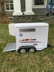 Breyer Traditional 2 Horse Trailer PICK UP ONLY in CT