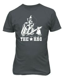 Merle Haggard Vintage Country Music Outlaw Redneck Concert Band Men's T-shirt