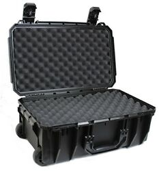 Carry-on Waterproof Case Wheels Convoluted Egg Crate Foamc.a.r.g.o.cg-191107