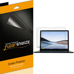 3x Supershieldz Clear Screen Protector For Microsoft Surface Laptop 4/ 3 15 Inch