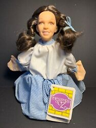Wizard Of Oz Presents Division Hamilton Gifts Hand Glove Puppet Dorothy 1988