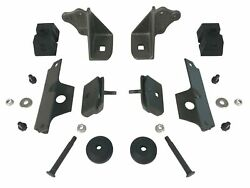 Mustang Motor Mount Master Kit Complete Hipo And Gt350 1964 1965 1966
