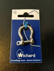 Wichard Bow Type Shackle With Captive Pin 5 Mm
