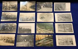 Early 1900's Giants Despair Hill Climb Real Photo Postcard Collection 16
