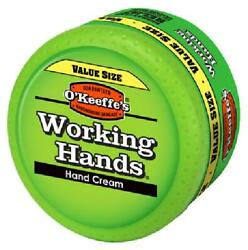 16 O'keefe's Value Size Working Hands Hand Cream K0680001