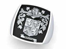 Personalized Family Crest Ring, Coat Of Arms Ring, Family Ring, Signet Ring,