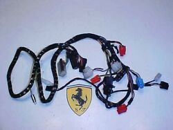 Ferrari 355 Tunnel Center Console Connection Wiring Cables Harness _159652_5.2