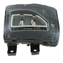 16-19 Chevy Silverado 1500 Pickup Truck Front Driving Fog Light Lamp Right Side