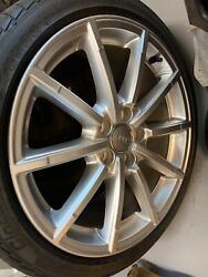 Audi A4 Wheels 18 Inch Stock Wheels With Tires
