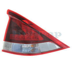 Fits 12-14 Insight 1.3l Taillight Taillamp Rear Brake Light Tail Lamp Right Side