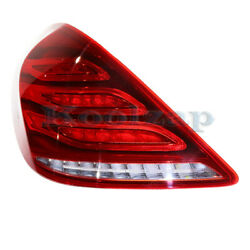 14-17 Benz S-class Led Taillight Taillamp Rear Brake Light Tail Lamp Driver Side