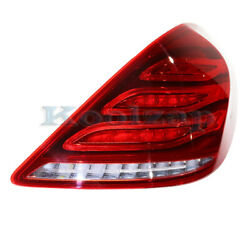 14-17 Benz S-class Led Taillight Taillamp Rear Brake Light Tail Lamp Right Side