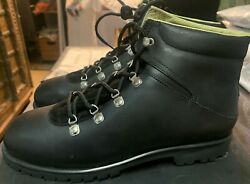 WOMEN ANKLE DESIGNER BOOTS DKNY COMBAT LACE UP BLACK WARM LINED INSULATED HIKER  $30.99