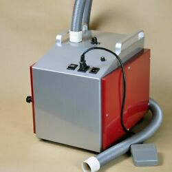 Vfn 110v Vacuum Cleaner Foot Control For Dental Laboratory Silent Dust Collector