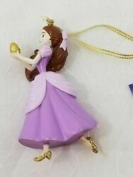 Disney The Nutcracker And Four Realms Clara With Egg Dancing Ornament Holiday