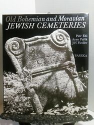 OLD BOHEMIAN AND MORAVIAN JEWISH CEMETERIES Czechoslovakia Cemetery Some Names