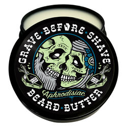 Grave Before Shave Beard Butter Aphrodisiac Blend