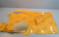 Laminated Foil 302a Stainless Steel 0.033 Total Thick 32x20 Sheet Shim Stock