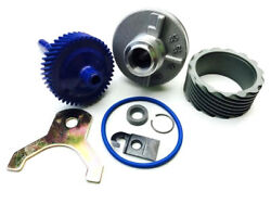 Th400 Speedometer Gear 43 And 15 Tooth W Bracket Seal O-ring Clip Snapring Housing