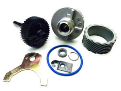 Th400 Speedometer Gear 40 And 15 Tooth W Bracket Seal O-ring Clip Snapring Housing