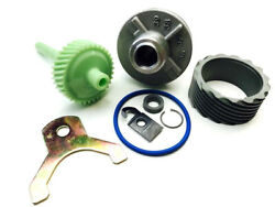 Th400 Speedometer Gear 34 And 15 Tooth W Bracket Seal O-ring Clip Snapring Housing