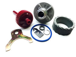 Th400 Speedometer Gear 37 And 15 Tooth W Bracket Seal O-ring Clip Snapring Housing