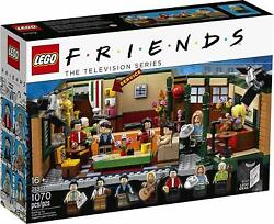 Lego Ideas Friends Central Perk 21319 Brand New Ready To Ship Factory Sealed