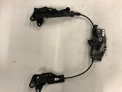 2017-2019 Tesla Model 3 Frunk Hood Latch Primary And Secondary Release Oem 17-19