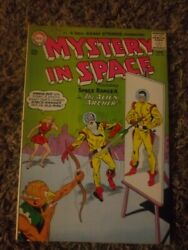 Mystery In Space 92 1964 12 Cent Dc National