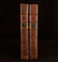 1774 2vol Lord Chesterfieldand039s Letters First Edition Second State Stanhope